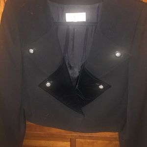 Valentino Jacket with velvet lapel